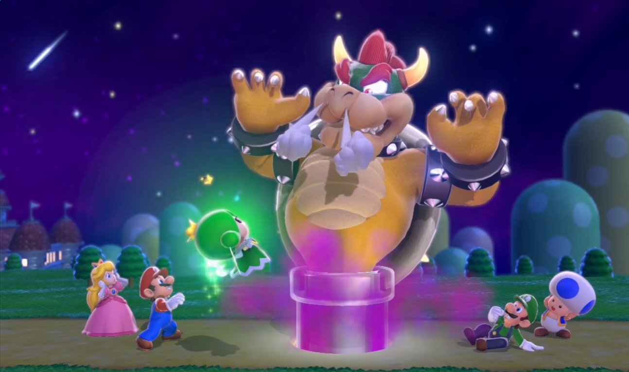 Bowser – Super Mario Bros