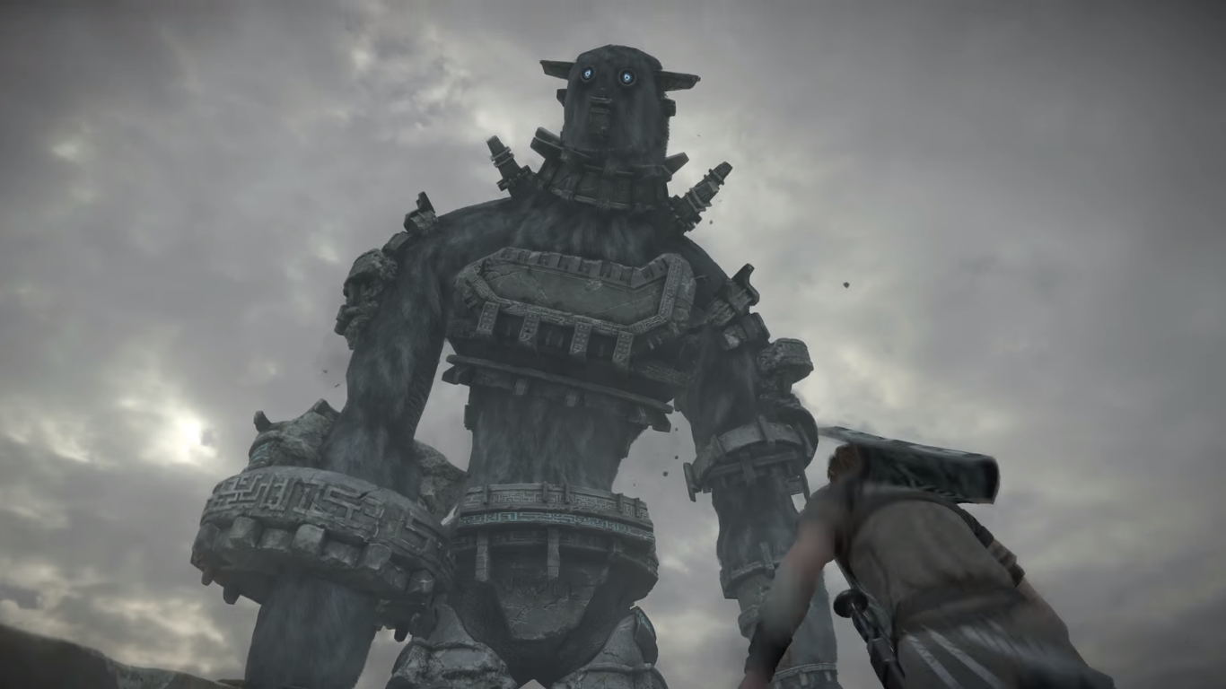 Colossus – The Shadow of the Colossus