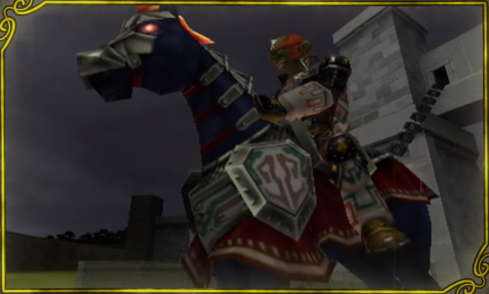 Ganondorf – Zelda: Ocarina of Time